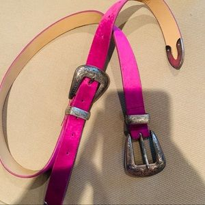 Nasty gal western belt
